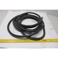 12-34 W/ Ground 34 Conductor 12AWG Jacketed Multiconductor Signal Cable 21'