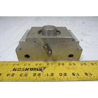 Weeke BP12 22mm Linear Rod Bearing Shuttle With Integrated Air Stop