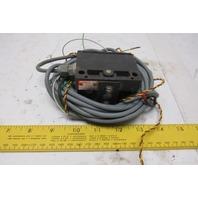 Balluff BNS113-B3-R12-61A12 Mechanical 2 Position Roller Plunger Switch