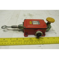 Bernstein SID-UV1 16A 500V Standard Rope Pull E-Stop Switch