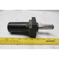 "1-7/8"" Bore 2-3/8"" Stroke 22mm Rod Pneumatic Hold Down Clamping Cylinder"