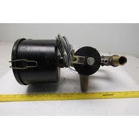 Pneumax 771/V.32.0.1C.M2 NC Spring Solenoid Poppet Vacuum Filter Unit 24V Coil