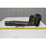 Weeke BP12 /W/Optimat Point Of Work Router Dust Suction Vacuum Housing Hood