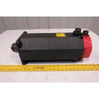 Fanuc A06B-0503-B001 3Nm Stall Torque 133V 1200RPM 8 Pole 3Ph AC Servo Motor