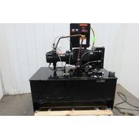 15HP 70 Gallon Hydraulic Power Unit 3000 PSI Max. Bosch 0513500220 Pump 230/460V