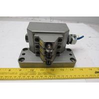Yamatake Honeywell LDZ-5312 3 Position 125/250V AC/DC Roller Micro Limit Switch