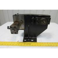 Amada PEGA 305072 30 Ton CNC Top Turret Positioner Assembly Belt Drive