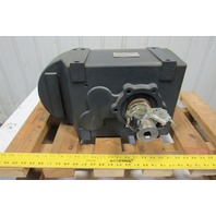 Hub City HP2072EA 28.16:1 Ratio 10Hp Input 62RPM Output Helical Parallel Gearbox
