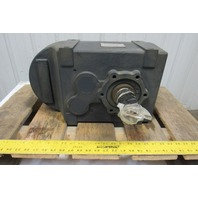Hub City HP2073EA 50.98:1 Ratio 7.5Hp 34.3 RPM Output Helical Parallel Gearbox