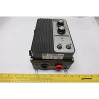 Bodine 816 Type FPM Adjustable Speed /Torque Control