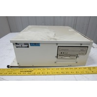 Sciemetric 298PPC0 CPU Computer Unit CD ROM Diskette Drive