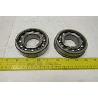 MRC 308MZDB G308MZDB 40mm ID x 90mm OD Matched Set Ball Bearings