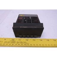 Red Lion PAXD 85-250VAC 50/60Hz  Analog Input Panel Meter