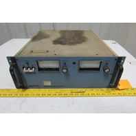 Electronic Measurements 40S70 Single Phase 0-40V Output Regulated Power Supply