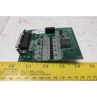 Glunz & Jensen 10025326 PCB Gnuci PMI-II Circuit Board PIM 56003-D