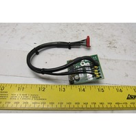 AGFA SE+59043007 6CSBF PCB Assembly Scanline Sensor Right