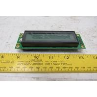 Glunz & Jensen GJ+26705 LMMB3S020A2E TB7D6 LCD Character Display