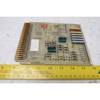 Burr Brown 12P0753236 Circuit Board