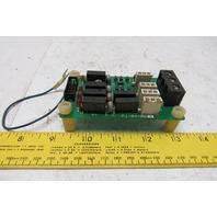 Fuji Fi-RY-MB14 9708-1 Relay Circuit Board
