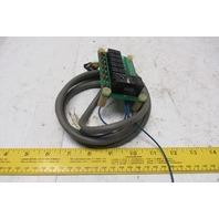 Fuji Fuji Fi-RY-RT#4 Relay Circuit Board