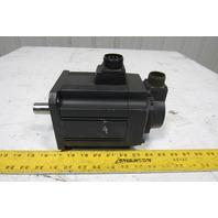 Mitsubishi HC-SFS152BK 122V 3AC 1.5kW Output 2000RPM AC Servo Motor 2000RPM
