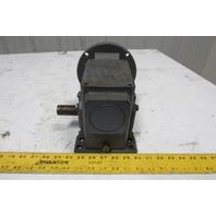 Doerr 201428E911 30:1 Ratio 1 Hp 1750RPM 58RPM Output RH Gear Reducer