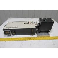 Rofin-Sinar RSM 10 PowerLine E Laser Head Assembly
