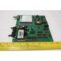 Han Kwang Gap Sensor I/F 165B Version 5P04 Circuit Board