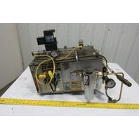 Lubriquip Trabon 126-500-007 Miniature Meterflo Pump Package 10 Gal. Lubricator