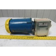 Grove Gear BMQ220-2 60:1 Ratio 1/2Hp 60Hz 3Ph 230/460V Gear Motor