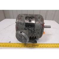 Lincoln Type DG 3Hp 1750RPM 230/460V 50/60Hz Electric AC Motor 213 Frame
