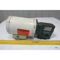 Reliance P56X4516P 7.5:1 Ratio 3/4Hp 208-230/460V LH Output Gear Motor
