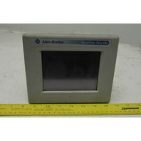 Allen Bradley 2711P-T6C20D Ser A Rev B Panelview Plus 600 Operator interface