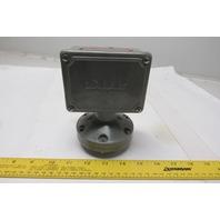 SOR 12NN-K2-N4-B1A-PP Static-O-Ring Pressure Switch .4-2.0 PSI
