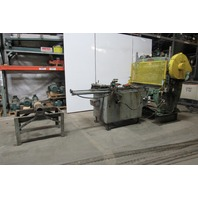"48""x1/8"" Automatic Power Feed Cut to Length Line Shear"