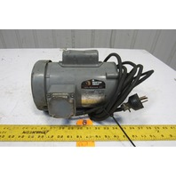 Boston Gear 34K35-5507 1/3 .33Hp 1725RPM 115/230V 60Hz 1Ph 56C Electric AC Motor