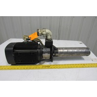 Grundfos MG 90LA2 SPK8-5/5 2.2kW 3510RPM 220-480V Multi Stage Coolant Pump