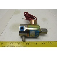 Honeywell/Skinner V5D16625 Solenoid Valve 100PSI 120V 1Ph 11 Watts