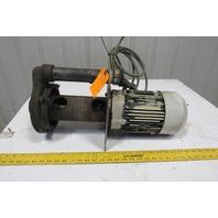 Siemens 1LA7096-2AA93 TG40-36/22 2.2kW 3490RPM 266/460V 50/60Hz Centrifugal Pump