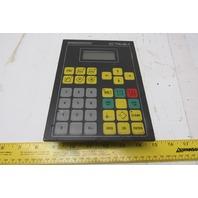 Indramat FWA-CTA10*-T01-01VRS-MS Operator Interface Panel Key Pad