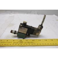 "MAC 113B-5040JD Pneumatic Solenoid Valve 24VDC 1/4"" NPT"