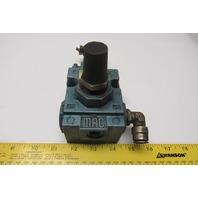 """MAC 56C-12-501CC Pneumatic Solenoid Valve 24VDC 3/8"""" NPT"""