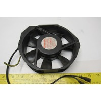 Flowmax A90L-0001-0213 200V AC 50/60Hz Panel Mount Enclosure Cooling Fan