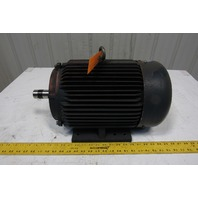 Leeson 150140-60 10Hp Electric Motor 1750RPM 3Ph 208-230/460V 215T Frame