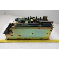Fanuc A06B-6057-H006 Servo Amplifier w/ A16B-1200-0670/05A Top Board