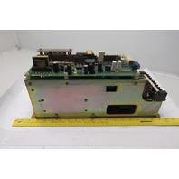 Fanuc A06B-6057-H402 Servo Amplifier w/ A16B-1200-0670/05A Top Board