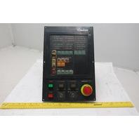 Amada Fanuc A02B-0084-C183 CNC Turret Punch Operator Control Panel