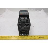 Siemens 6SE6420-2UD21-5AA1 380-480V Input 1.5KW Drive Door Missing