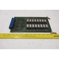 Fanuc A20B-1002-0341/01A Circuit Board Card Servo