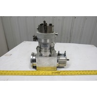 Pfeiffer TPH 190 190 l/s Flow Rate Turbomolecular Vacuum Pump & Vibration Damper